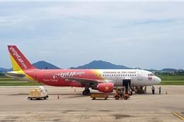 Thêm một lần hạ cánh nhầm vào đường băng chưa khai thác ở Cam Ranh, lần này đến lượt Vietjet