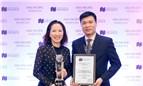 PVcomBank nhận giải thưởng quốc tế cho sản phẩm Online Banking