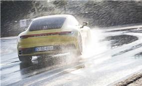Porsche 911 thế hệ mới giờ đây trở nên an toàn hơn nhờ công nghệ này