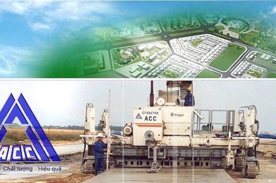 """TCty Xây Dựng Công Trình Hàng Không (ACC):""""Ông trùm"""" của các gói thầu tại ACV"""