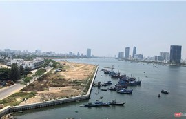 16 ý kiến xoay quanh 3 nhóm quan điểm về các dự án lấp sông Hàn: Dừng hay tiếp?