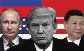 """""""Tọa sơn quan hổ đấu"""", liệu Nga có vào được """"mâm chia chiếc bánh"""" thị trường Mỹ- Trung bị bỏ trống?"""