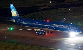 Lỗi kỹ thuật, chuyến bay VN37 đi Đức phải quay ngược về sân bay Nội Bài để đổi máy bay
