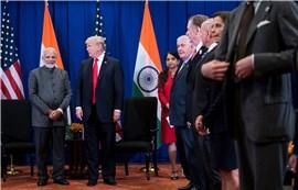 Nguy cơ bùng nổ một cuộc chiến thương mại mới khi Mỹ đưa Ấn Độ vào diện bị áp thuế