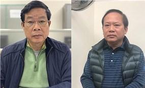 Cựu chủ tịch AVG Phạm Nhật Vũ đã hối lộ ông Nguyễn Bắc Son, ông Trương Minh Tuấn bao nhiêu?