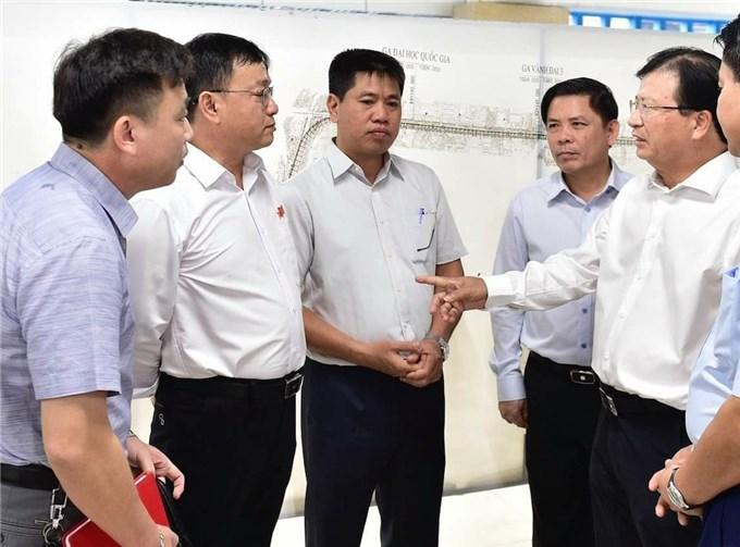 Dự án Cát Linh - Hà Đông: Đây còn là lời hứa của Bộ GTVT, của Chính phủ với nhân dân thủ đô!