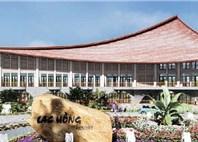 Hình bóng giới chủ ACB ở dựán Resort Lạc Hồng bên hồ Tuyền Lâm