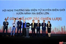 """""""Bầu"""" Hiển mở lối Amazon, khơi dòng cho DN Việt vươn biển lớn"""