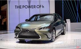 Lexus Việt Nam chốt giá bán cho mẫu ES 250 hoàn toàn mới