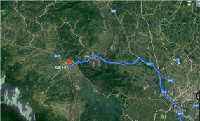 Liên danh NaLiCo và Hùng Thắng được chỉ định thực hiện KĐT tại tỉnh Thái Nguyên