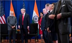 Nguy cơ bùng nổ một cuộc chiến thương mại mới khi Mỹ đưa Ấn Độ vào diện bịáp thuế