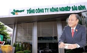 """Hoạn lộ của TGĐ Sagri Lê Tấn Hùng trước ngày bị đình chỉ công tác vì """"không đủ phẩm chất"""""""