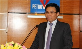 Ông Lê Mạnh Hùng chính thức được bổ nhiệm làm Tổng Giám đốc PVN