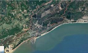 """Dựán Khu du lịch sinh thái Bình An bị chấm dứt hoạt động do 10 năm không """"nhúc nhích"""""""