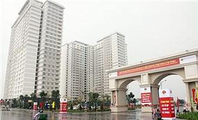 Tập đoàn Nam Cường tiếp tục mang 02 thửa đất KĐT Dương Nội thế chấp ngân hàng