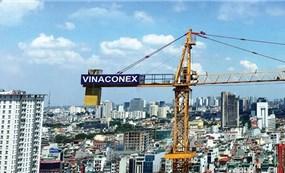 """Vinaconex sau nửa năm """"thayáo"""""""