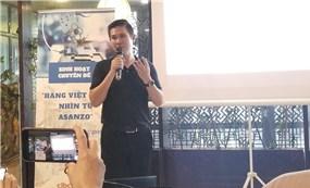 CEO Asanzo: Tôi vẫn quyết tâm làm sản phẩm hoàn toàn Việt Nam!
