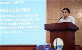 """""""Đại gia"""" Nguyễn Mạnh Thắng """"Sông Đà 7"""" giàu đến mức nào?"""
