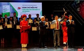 Giải thưởng Chuyển đổi số Việt Nam cổ vũ ứng dụng công nghệ để chuyển đổi số mạnh mẽ