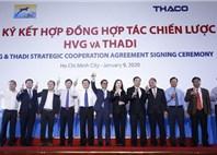 Thadi đã chính thức hiện diện ở HVG