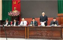 """Vụ cưỡng chế Công viên nước Thanh Hà: """"Chủ đầu tư không tự giác tháo dỡ nên chính quyền phải cưỡng chế"""""""