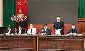 """Vụ cưỡng chế Công viên nước Thanh Hà:""""Chủ đầu tư không tự giác tháo dỡ nên chính quyền phải cưỡng chế"""""""