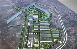 Khoản nợ 800 tỷ đồng và nỗ lực hồi sinh Khu dân cư Chợ Mới Long An