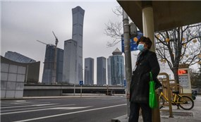 """""""Vành đai và con đường"""" của Trung Quốc tê liệt vì dịch Covid-19"""