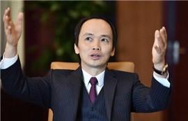 """Ông Trịnh Văn Quyết """"xả"""" 54 triệu cổ phiếu ROS trong phiên giao dịch lịch sử"""