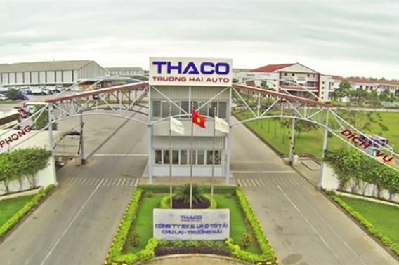 """Thaco lên phương án chia tách, """"chuyển"""" loạt công ty cho Thaco Group"""