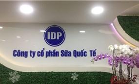 Blue Point và VCSC sở hữu hơn 95% vốn Sữa Quốc tế (IDP)