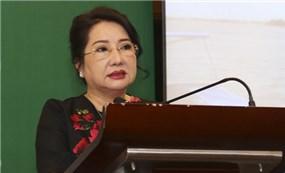 Bà Nguyễn Thị Như Loan rời ghế Chủ tịch Quốc Cường Gia Lai
