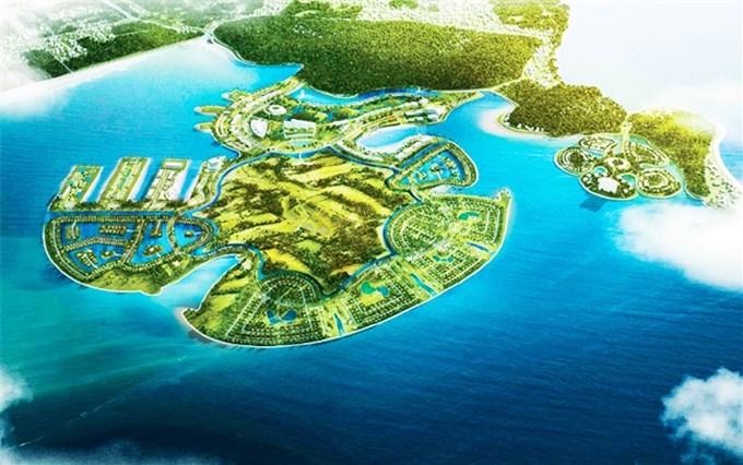 Khoản nợ 670 tỷ đồng của chủ dựán 25.000 tỷ đồng ở Đồ Sơn