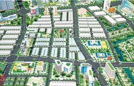"""""""Bóng"""" Lã Vọng Group tại dự án Khu dân cư 2.500 tỷ ở Đồng Nai"""