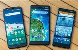 Top 5 smartphone dưới 5 triệu đồng đáng mua nhất hiện nay