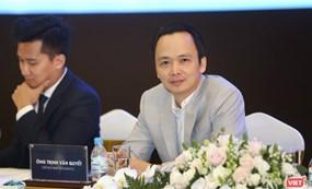 """Ông Trịnh Văn Quyết: Quỹ đất càng lớn, """"game"""" cho nhà đầu tư sẽ càng nhiều"""