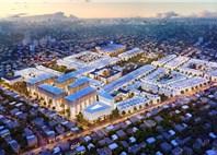 Loạt dự án đắc địa của City Land