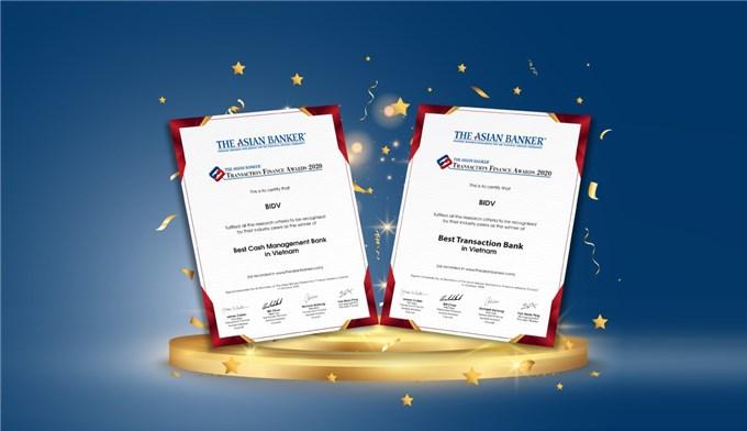 The Asian Banker: BIDV là ngân hàng giao dịch tốt nhất Việt Nam