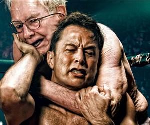Tại sao Elon Musk lại không ưa Warren Buffet?