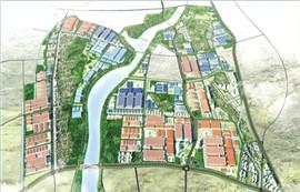 Làm khu công nghiệp 4.000 tỉ tại Thái Bình, Green I-Park của ai?