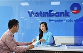 VietinBank lãi ròng 6.471 tỉ đồng Quý 1/2021