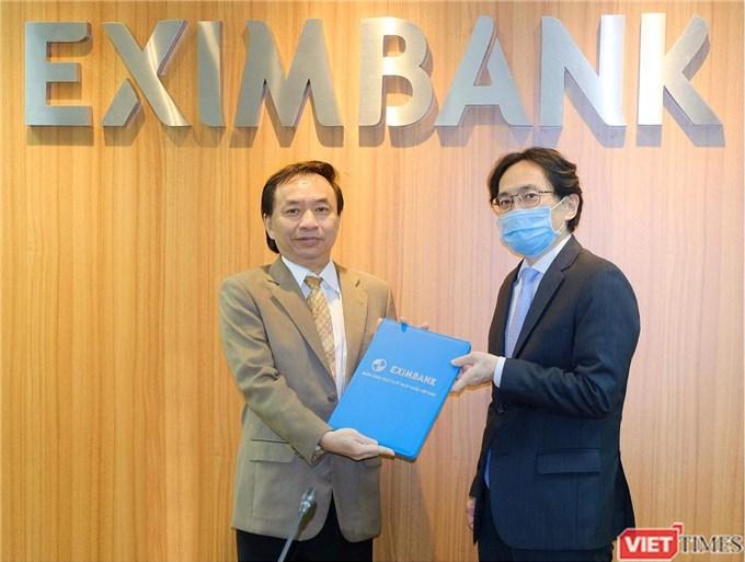 Xung quanh chiếc ghế Tổng Giám đốc Eximbank củaông Trần Tấn Lộc