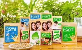 QNS: Chiếm lĩnh 91% thị phần sữa đậu nành, doanh thu 8 tháng đạt 5.100 tỉ đồng