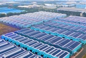 EDF Renewables bắt tay cùng SkyX Energy đầu tư điện mặt trời áp mái