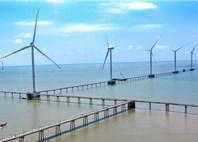 Trungnam Group lắp xong toàn bộ trụ gió của dự án điện gió Đông Hải 1