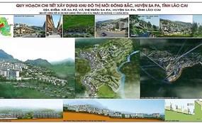 """Đúng như dự đoán, Lào Cai đã chỉ định Liên danh của Bitexco thực hiện""""siêu"""" đô thị hơn 9.000 tỷ đồng"""