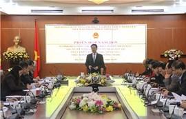 """Bộ trưởng Bộ TT&TT Nguyễn Mạnh Hùng chỉ ra""""điểm nghẽn"""" ngăn cản sự phát triển nguồn nhân lực chất lượng cao"""
