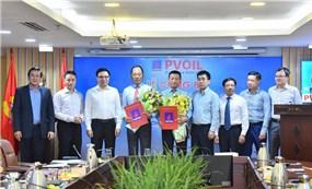 Ông Đoàn Văn Nhuộm về lại ghế Tổng Giám đốc PVOil, ông Cao Hoài Dương lên ghế Chủ tịch HĐQT